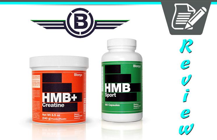 Blonyx HMB Review | HMB Supplements For Elite Level Athletes