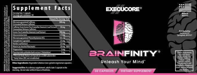 Brainfinity-label
