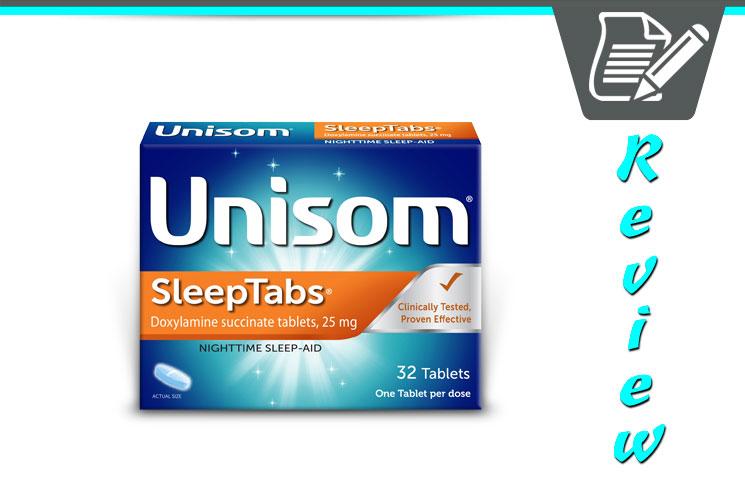 Unisom Review   #1 Pharmacist Recommended OTC Sleep-Aid