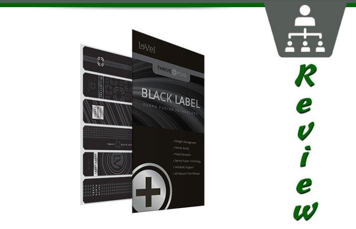 Le-Vel Thrive Black Label DFT