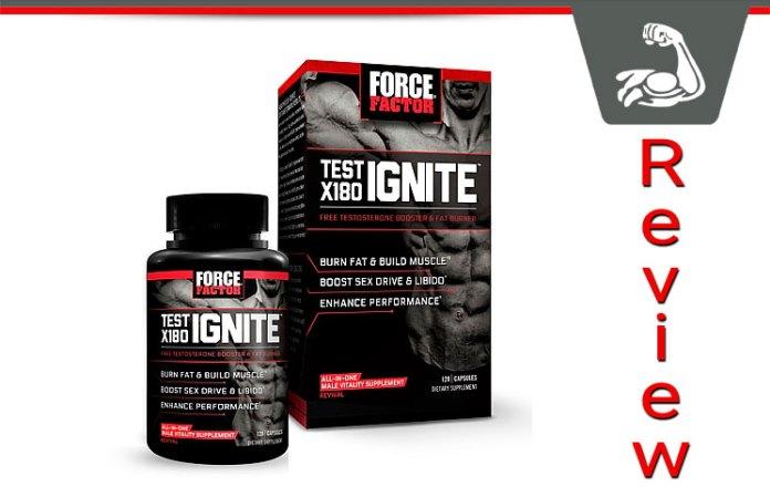 Test X180 Ignite