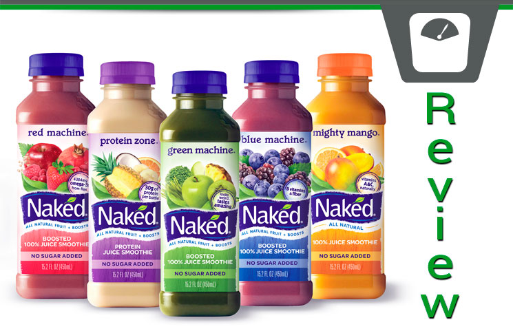 Naked Juice Review | All Natural Vitamin Packed Smoothies?