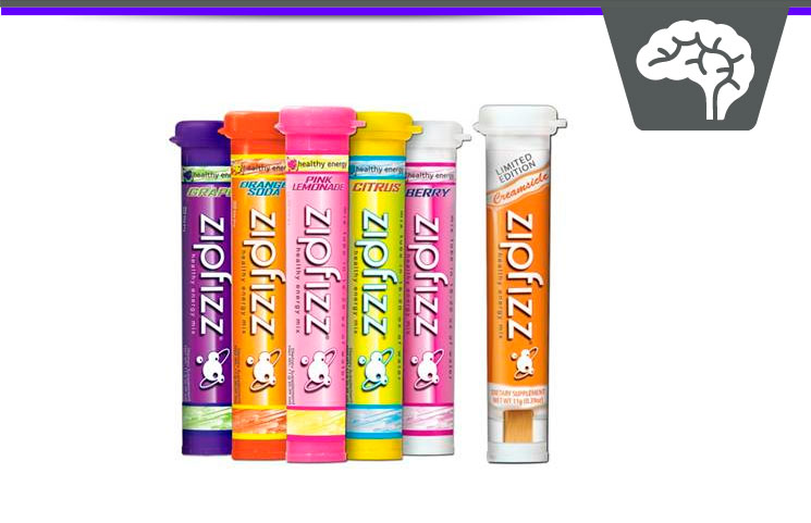 Zipfizz Review - Sugarless Vitamin B12 Healthy Energy Drink Mix Shot?