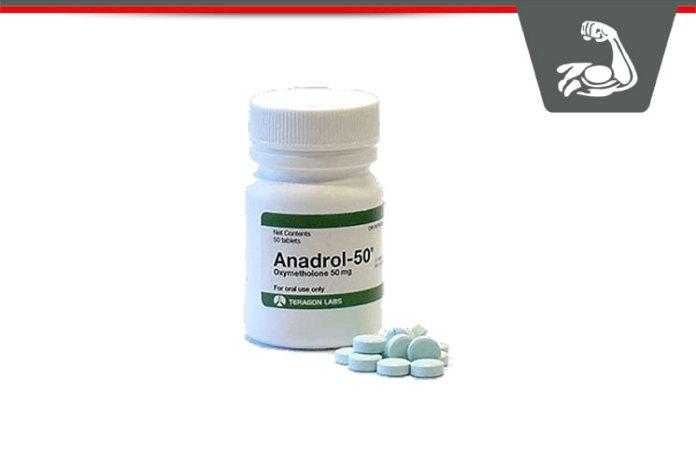 anadrol toxicity