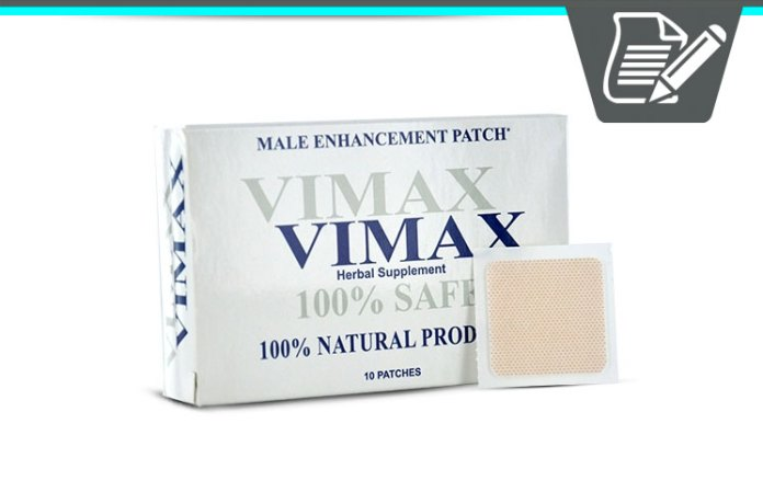 Vimax Patch Products Review - Male Enhancement Patch To -8084