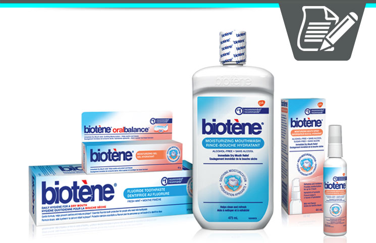 Biotène Review - Dry Mouth Relief & Oral Mouthwash For Xerostomia?
