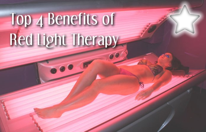 top 4 infrared health benefits of using red light therapy. Black Bedroom Furniture Sets. Home Design Ideas