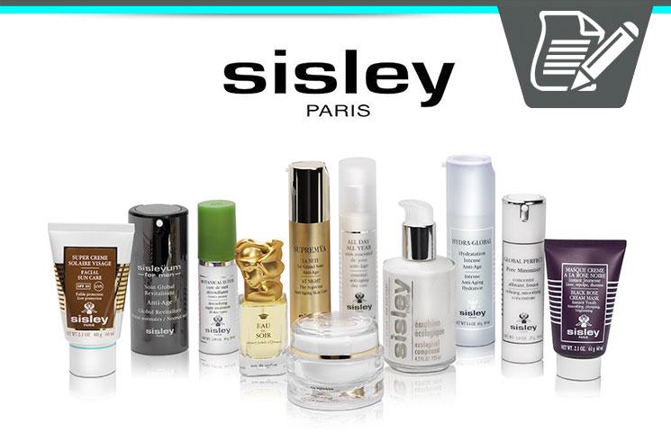 Sisley-Paris – Super Effective & Super Exclusive Skincare Line?