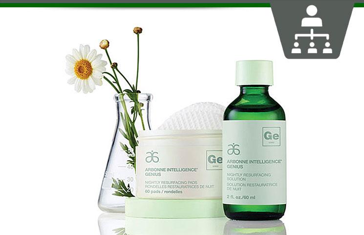 Arbonne Intelligence – Rejuvenating Skincare Cream Formulas?