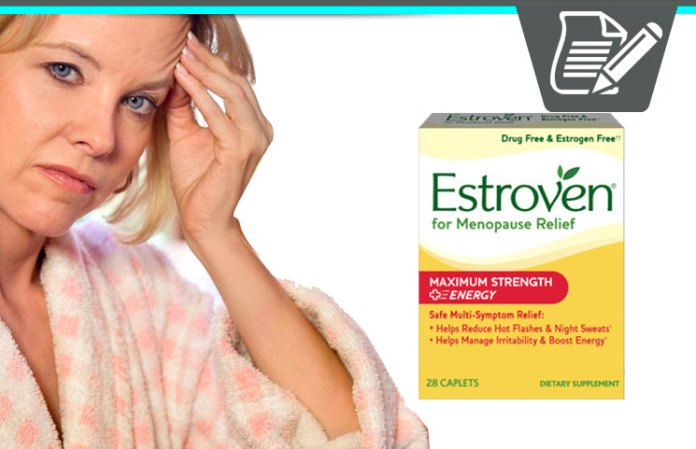 Herb supplement skin menopause