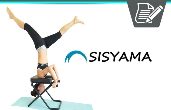 Sisyama 39 S Fitness Yoga Chair Inversion Therapy Headstand Bench Review