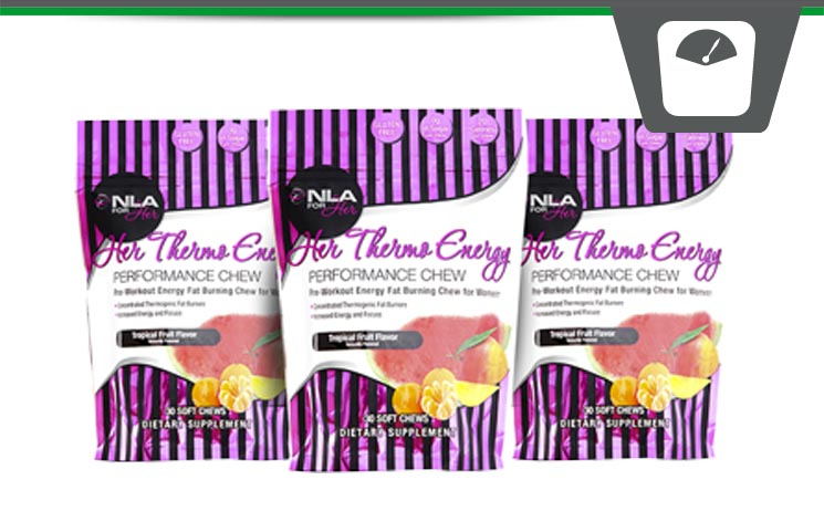 Image result for NLA For Her Her Thermo Energy Chews