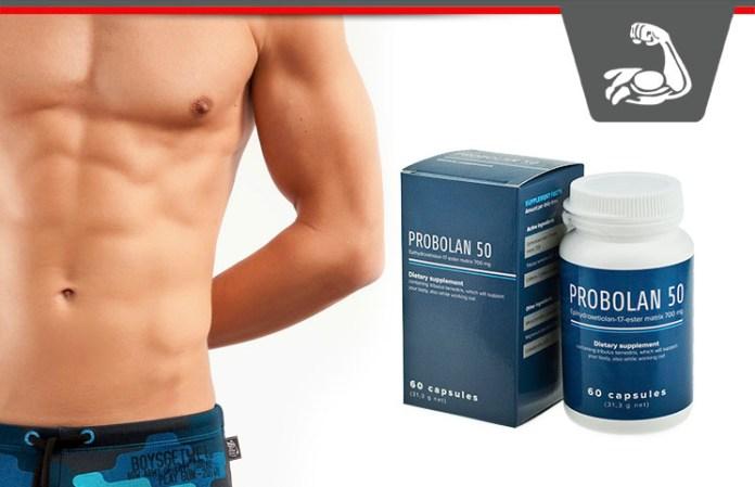 Probolan 50 - Top Bodybuilding steroidi anabolizzanti per la crescita