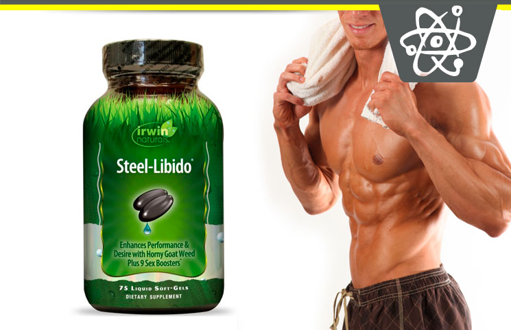 Steel-Libido Review - Real Male Physical Performance Enhancer?