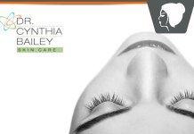 Dermatologist Dr. Cynthia Bailey's Anti-Aging Skin Care Products