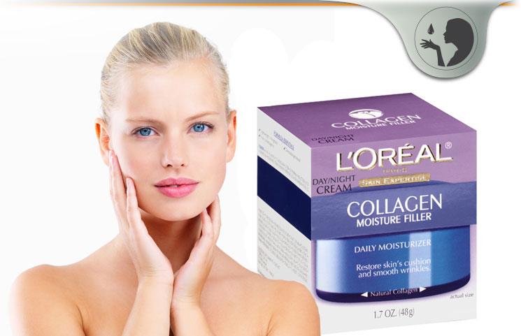 Facial collagen filler
