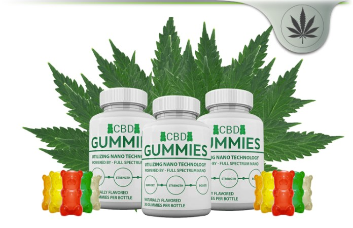 Healthy Matters CBD Gummies