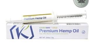 kannaway gold premium hemp oil
