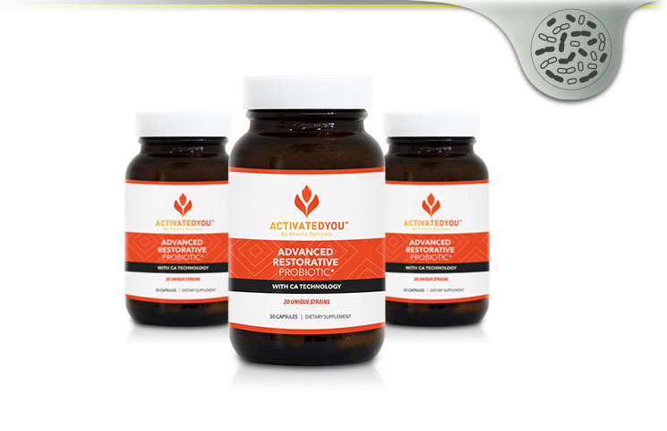 ActivatedYou - Akasha Naturals Advanced Restorative Probiotic?