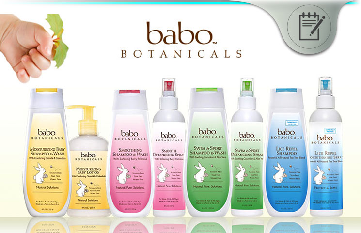 What Is Babo Botanicals?