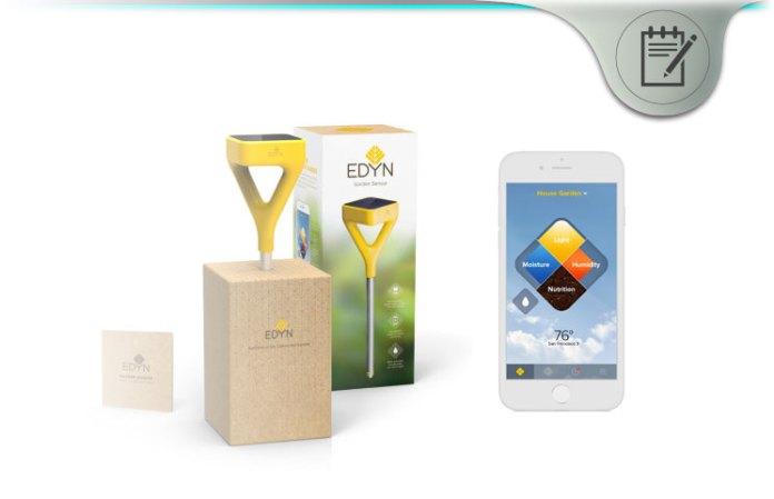 edyn smart watering garden sensor for growing healthy plants - Edyn Garden Sensor