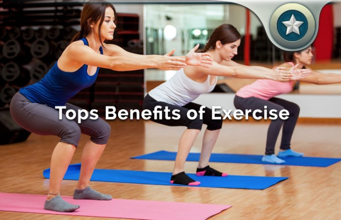 Top Health Benefits of Exercise
