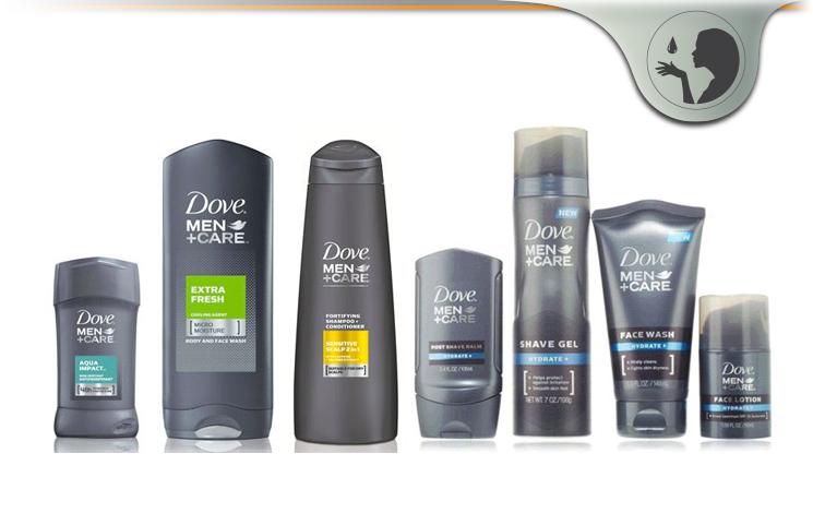 Dove Men+Care Elements – Minerals, Charcoal & Clay Body Powders?
