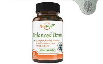 Sunnutri Balanced Brain