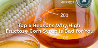 high fructose corn syrup side effects