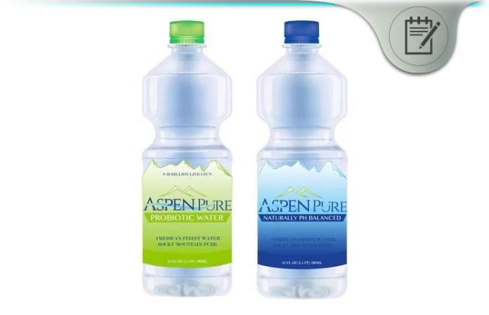 Aspen Pure Water