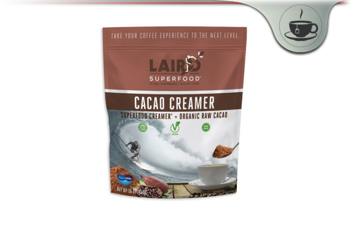 Laird ™ Cacao Creamer Product Review
