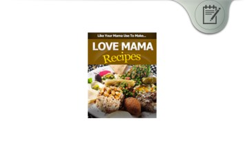 Love Mama Recipes