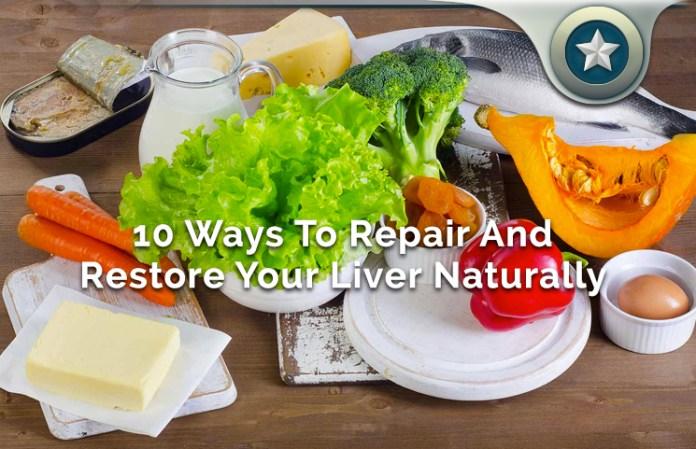 Liver Disease Repair