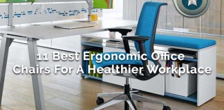 12 Best Ergonomic Office Chairs For A Healthier Workplace