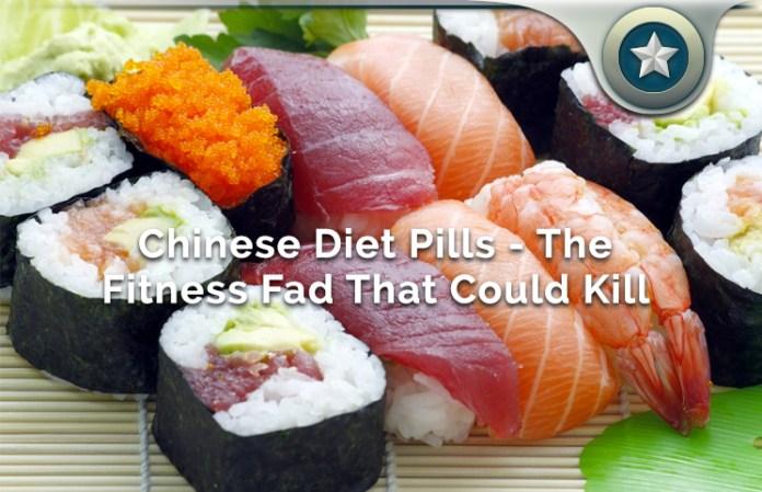 Chinese Diet Pills