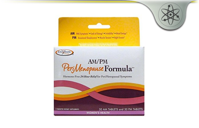 Enzymatic Therapy Am-Pm PeriMenopause Formula