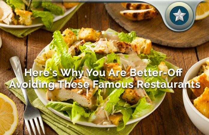 Famous Restaurants Obesity Side Effects