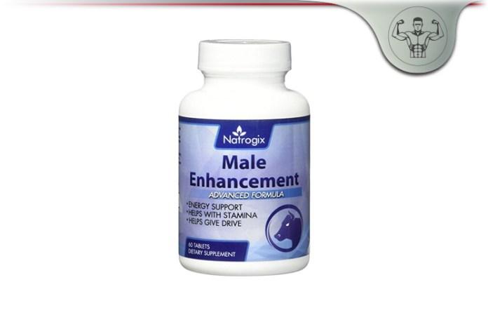 natrogix male enhancement testosterone booster review - safe pills?, Skeleton