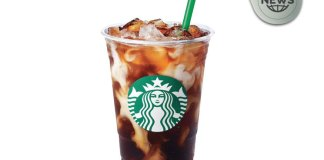 Starbucks Coconut Cold Brew Coffee mmer Drink?