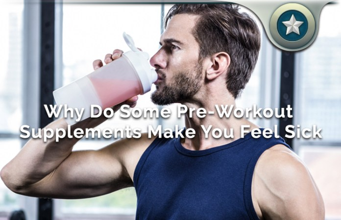 Pre-Workout Supplements Side Effects