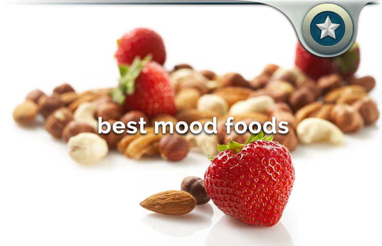 best health foods for mood energy depression
