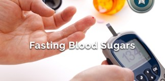 Fasting Blood Sugars
