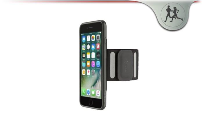 best service 3f1e7 b39fa Belkin Fitness Armband for iPhone 7 Review - Quality Workout Arm Strap?