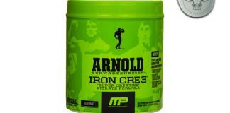 Muscle Pharm Arnold Schwarzenegger Iron CRE3 Creatine