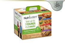 Nutrisystem Protein Powdered Kit