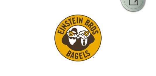 Einstein Bros Boosted Bagels