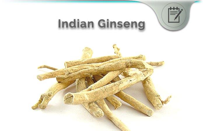 indian ginseng