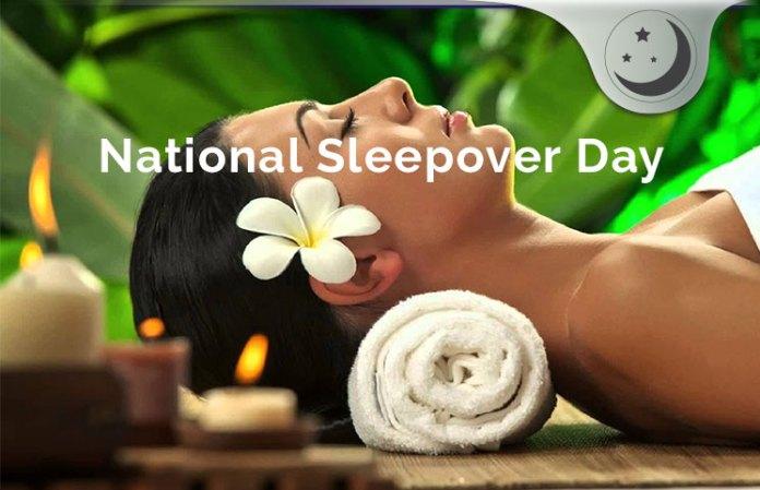 National Sleepover Day