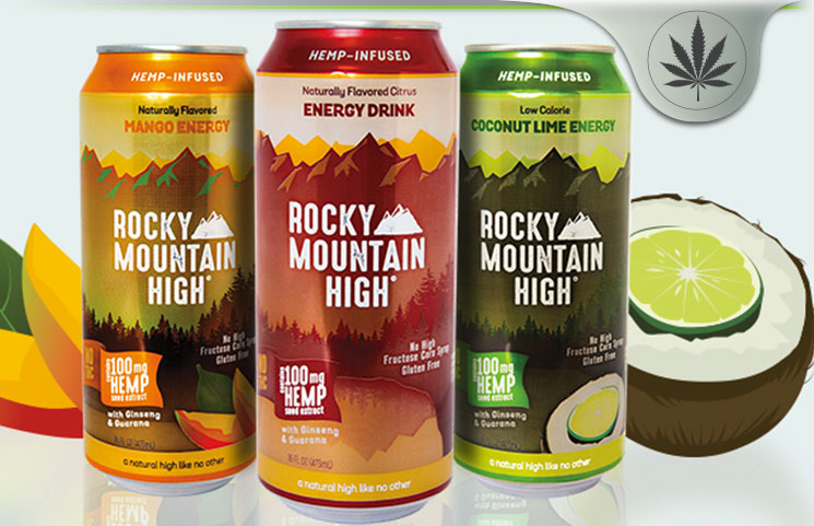 Rocky Mountain High Energy Drinks Review Natural Cbd