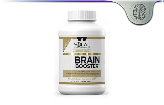 SOLAL Brain Booster